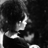 девушка в готическом образе фото