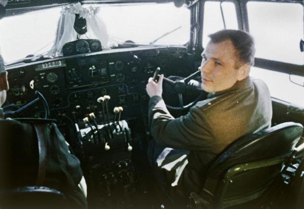 Ю. Гагарин фото. фото РИА Новости
