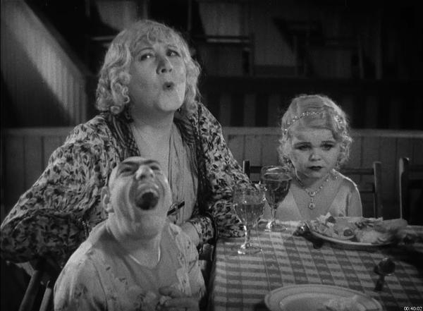 Уродцы, 1932 (Freaks) скандал