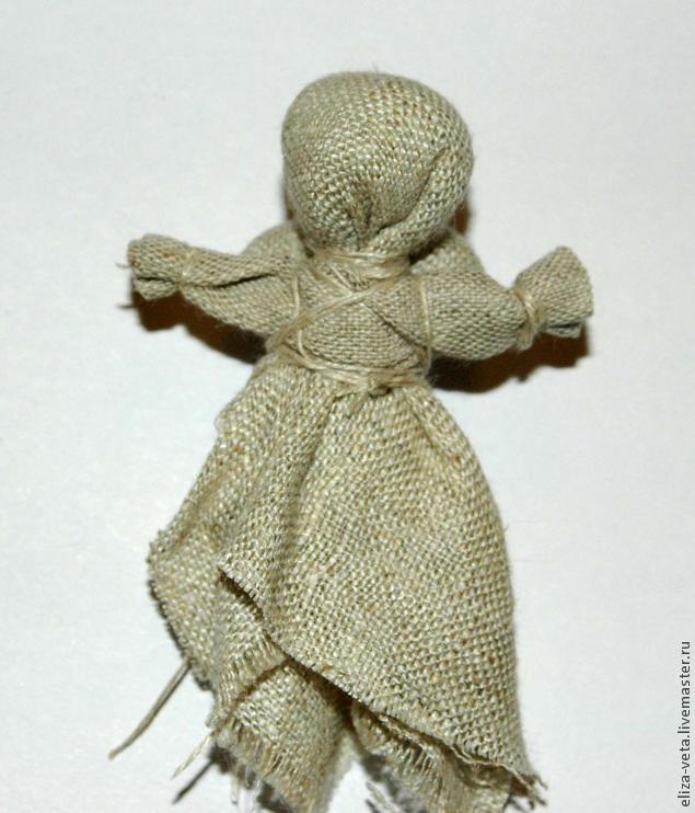"""Славянская традиционная кукла - оберег """"Баба"""""""