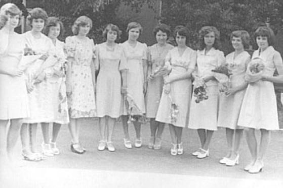 1969 год выпускные платья фото мода