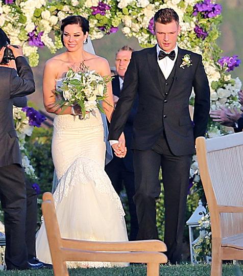 Свадьба Ника Картера фото