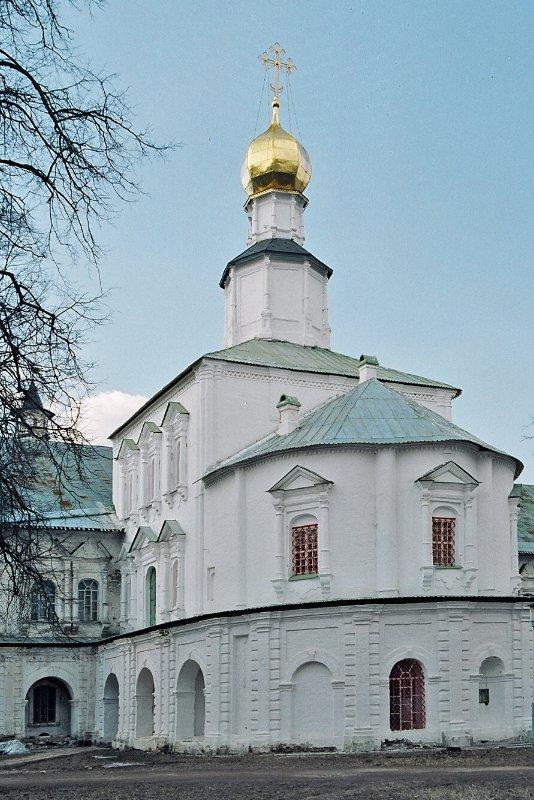 Трапезные палаты, Вознесенский собор, Истра. фото