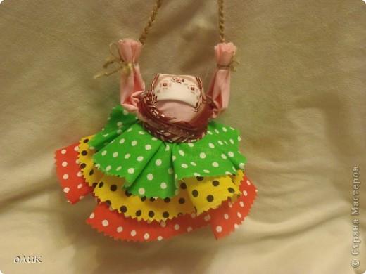 Кукла-оберег колокольчик. Автор: Ольга Калашникова