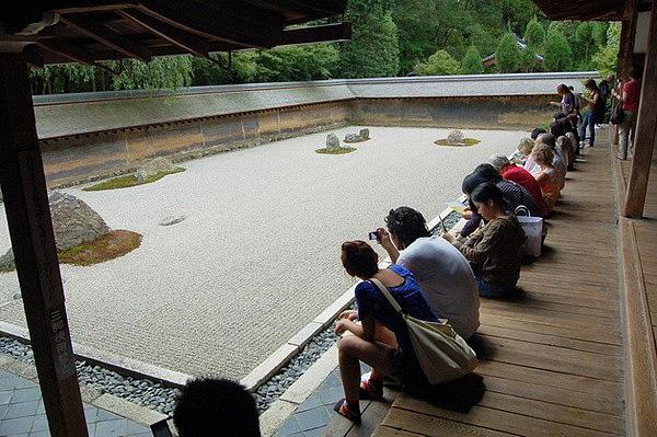 """""""Сад камней"""" Реандзи в Киото тайна сада загадка 15 камней"""