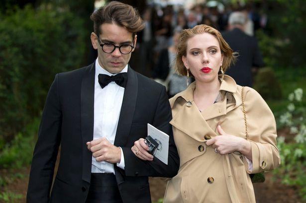 Scarlett-Johansson-and-Romain-Duriac