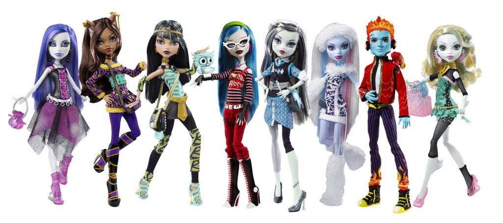 Куклы Monster High фото