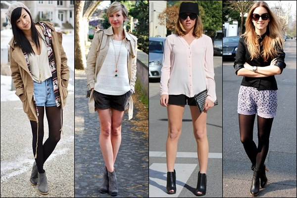 Ankle-Boots-with-Shorts