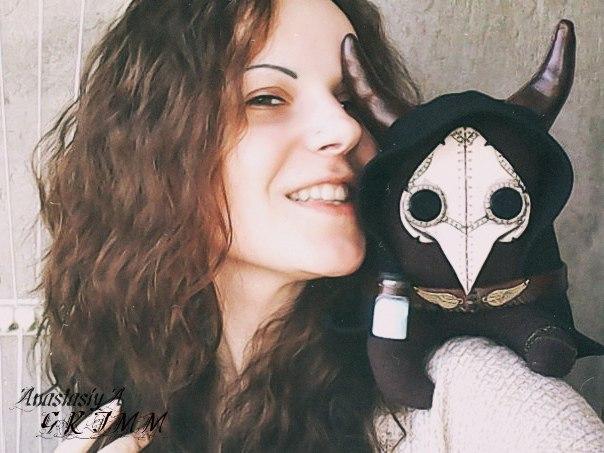 Анастасия Гримм и wild toys фото