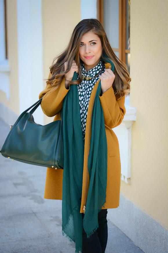 Mustard-Coat-Stefanel-Denina-Martin-Bulgaria-Mall-5