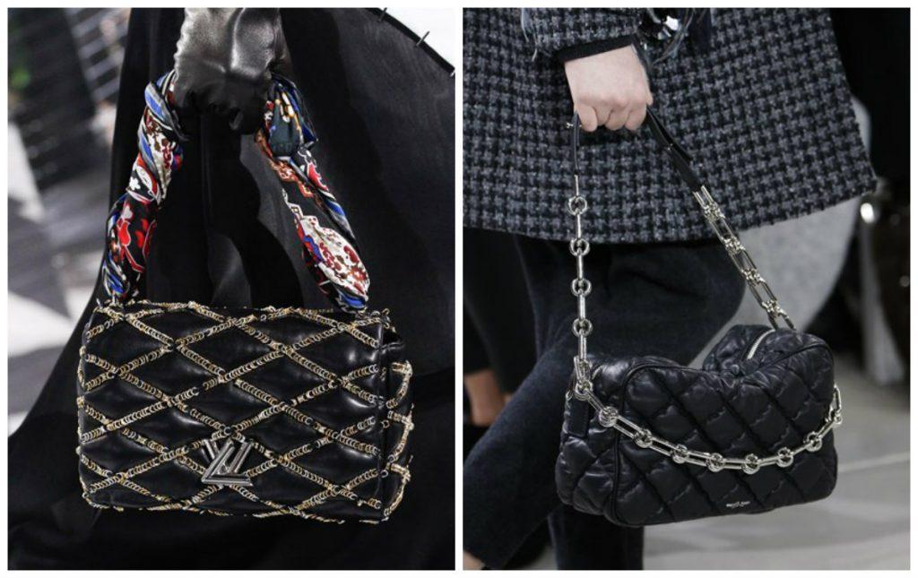 фото модных сумок с цепочками 2016 2017