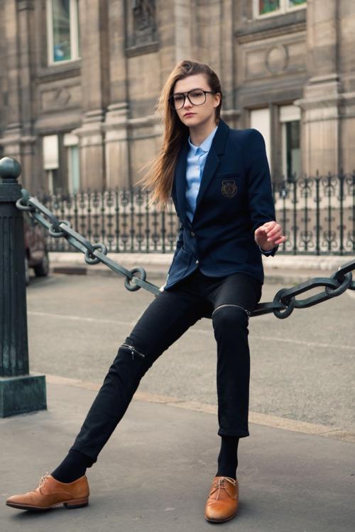 Томбой: новые грани женственности. Фото | Журнал Estemine эллен пейдж