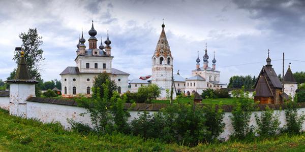 Михайло-Архангельский монастырь фото Архангельск
