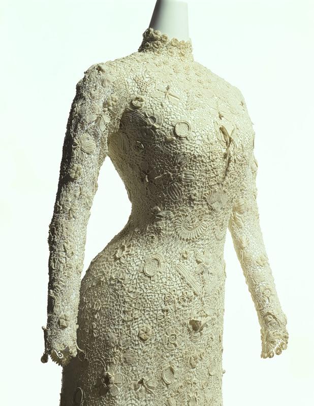 Музей ирландского кружева, модель фото