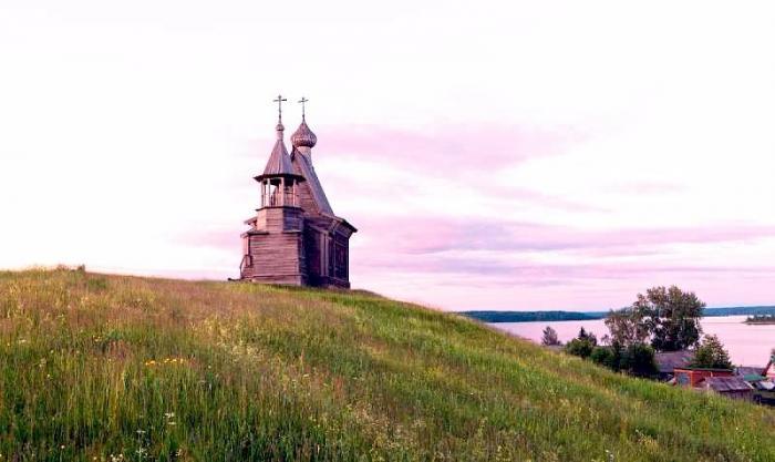 """красивый национальный парк """"Русский Север"""" фото и описание"""