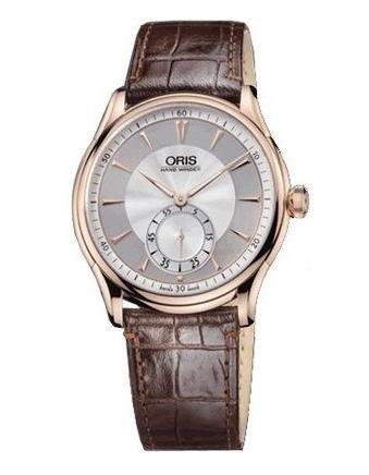 Швейцарские часы коллекции Oris Artelier фото