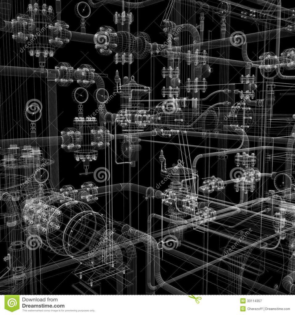 industrial-equipment-wire-frame-render-black-background-33114357