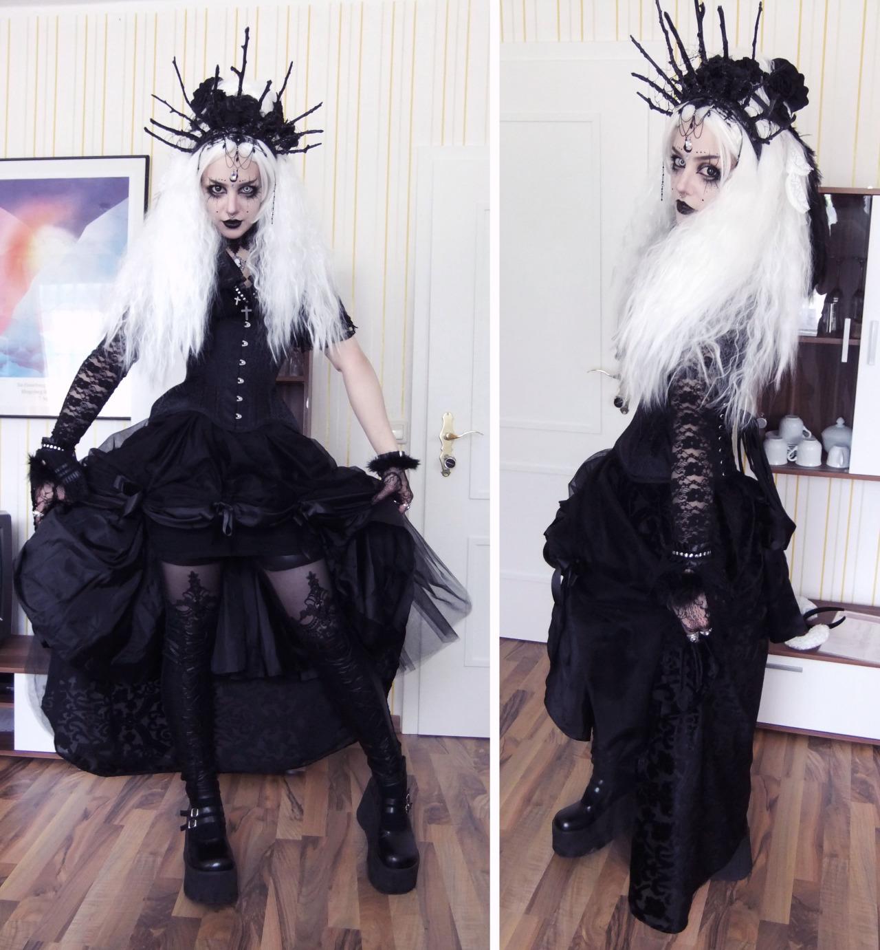milieux gothic alternative fashion clothing - HD1280×1381