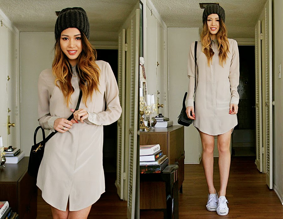 shirt-dress-fashion-blog-look-of-the-day