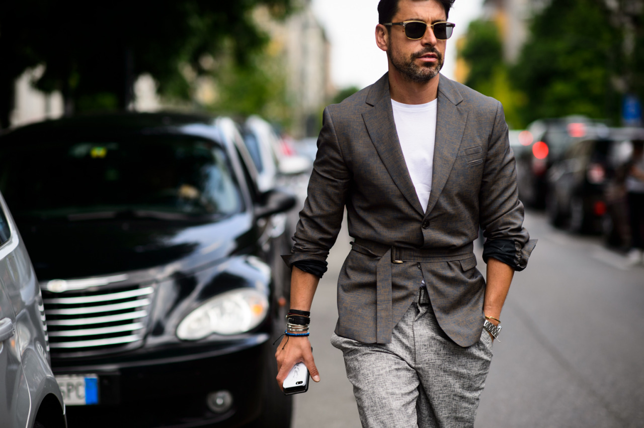 Фото красивых мужчин мода