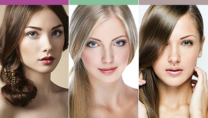 Цветотип лето цвет волос подобрать